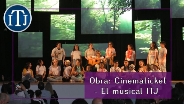 [P] Obra-Cinematicket-El musical ITJ