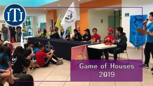 [P] Game Of Houses 2019