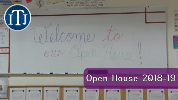 [P] Open House Elementary 2018-19