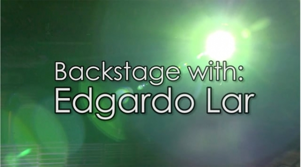[SM] TJMTC - Backstage with Edgardo Lar