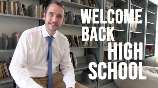 [SM] Welcome back High School