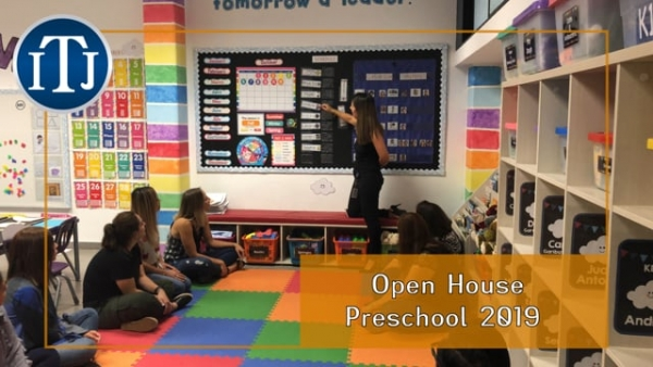 [VR] Open House Preschool 2019
