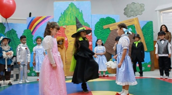[SM] Wizard of Oz - Kinder