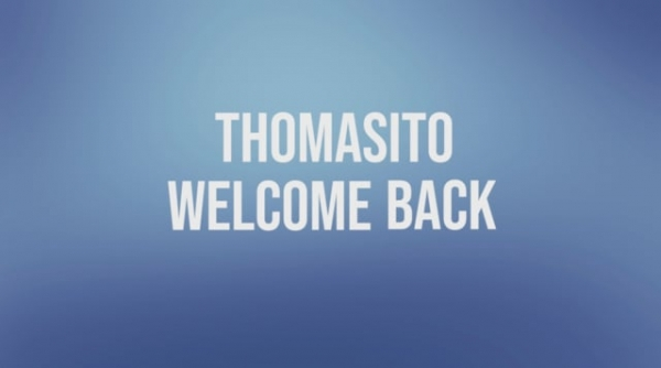 [SM] Welcome back THOMASITO