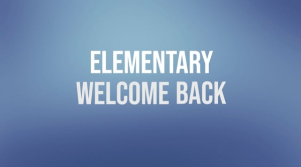 [SM] Welcome back ELEMENTARY