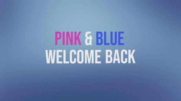 [SM] Welcome back PINK&BLUE